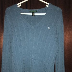 Woman's Polo Ralph Lauren Knitted Sweater $15